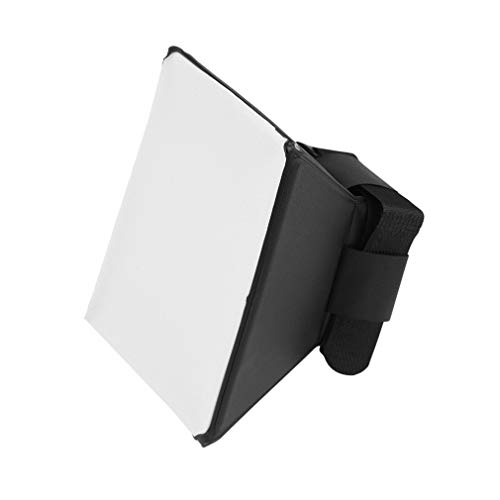 N / E Foldable Lightweight Photo Flashlight Softbox Universal Studio Photographic Flash Light Diffuser Soft Box for Sony for Canon