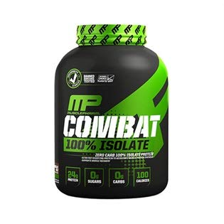 Combat 100% Isolate Protein Supplement, Vanilla