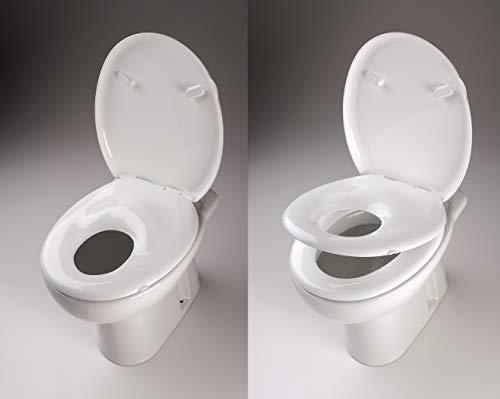 METAFORM, Sedile copri-WC per tutta la famiglia, con riduttore per bambini, 101000004