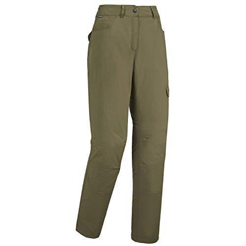 Lafuma – Access Pants W – Pantalon Femme – Matière Légère et Anti-Moustique - Randonnée, Trekking, Lifestyle - Kaki