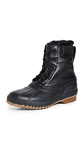 Sorel Men's Cheyanne II Premium Nylon Boots, Black, 9.5 Medium US
