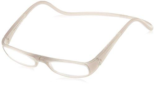 [クリックリーダー] 老眼鏡 CliC Euro メンズ アイスバーグ 日本 +1.00-(日本サイズM相当)