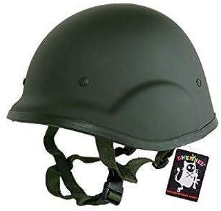 オリーブドラブ SHENKEL 自衛隊装備 88式鉄帽(テッパチ) タイプ ハードシェル ヘルメット グラスファイバー ver.