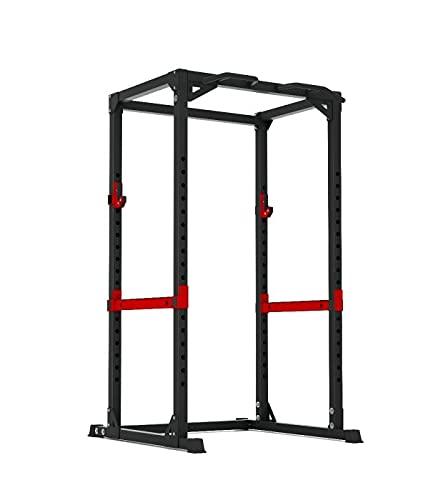 Titanium Strength Evolution Heavy Duty Potencia Jaula 🔥