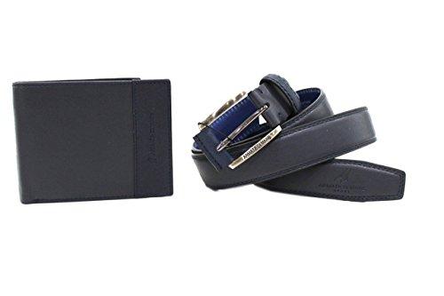 Armata di mare Belt and wallet man l.coordinates 886-35 blue