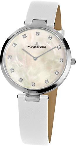 JACQUES LEMANS Damen-Armbanduhr 1-2001