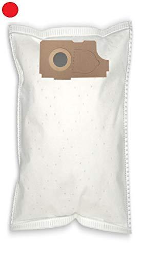 Floormagic Bags 100 Filtertüten Microflies geeignet für Uni- Bürstsauger 250/450 von Lorito Staubsauger