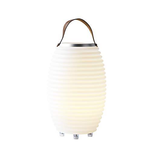 The.Lampion Original 35 (mit SYNC) - Bluetooth-Lautsprecher, Weinkühler/Getränkehalter und Design LED Lampe