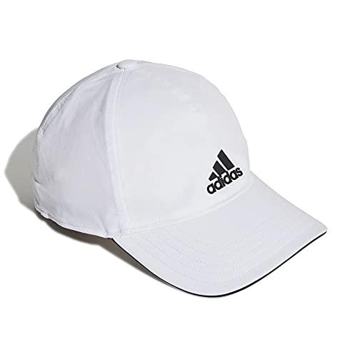 adidas Gorra Aeroready. blanco Talla única