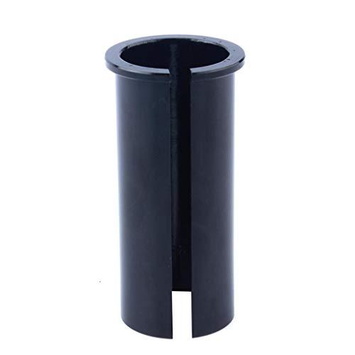 Baoblaze Adaptador de Manguito de Tubo de Cuña de Sillín de Bicicleta de 22.2 mm a 25.4 mm