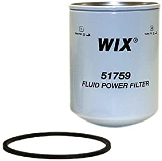 WIX Filters - 51759 Heavy Duty Spin-On Hydraulic Filter, Pack of 1