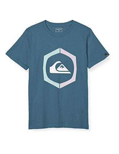 Quiksilver Sure Thing - Camiseta para Chicos 8-16 Screen tee, Niños,