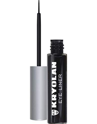 Kryolan Eye Liner 5ml Black