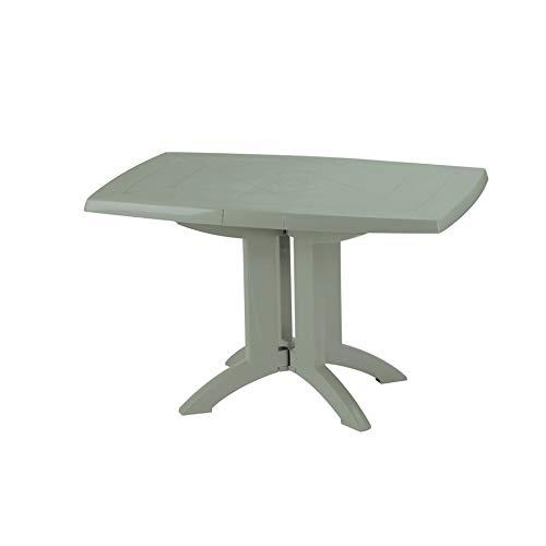GROSFILLEX Tables de Jardin Vega 118 cm Vert Tender