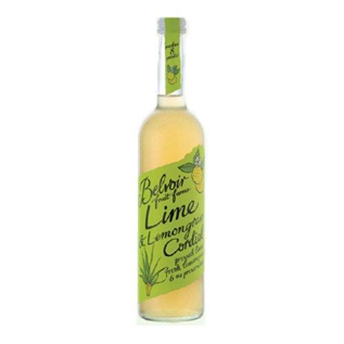 有機コーディアル ライム&レモングラス(500ml瓶×6本)×1箱 [オーガニック飲料]