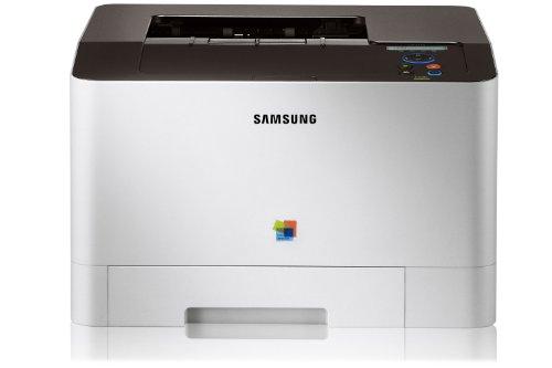 Samsung CLP-415N Stampante Laser a Colori, Bianco/Nero