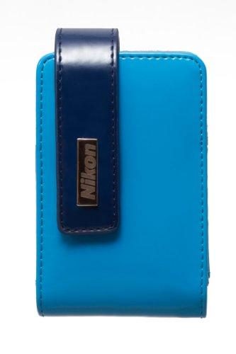 Nikon CS-S30 Tasche für Coolpix S2500/3100/4100 blau