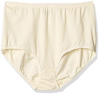 Bali Women s Stretch Brief Panty Moonlight XXX-Large/10