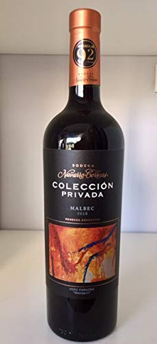 ARGENTINA MALBEC - COLECCION PRIVADA - BODEGA NAVARRO CORREAS - 2018-92 POINTS JAMES SUCKLING - SELEZIONE DIVINAMENTE FRANCIA