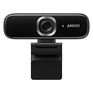 """Anker PowerConf C300 ウェブカメラ AI機能搭載 フル HD モーショントラッキング 高速オートフォーカス 108..."""""""