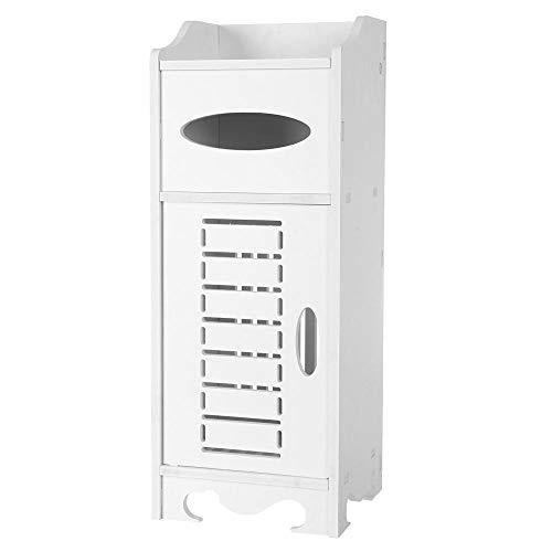 Buy XSZ Waterproof Single Door Storage Organizer Bathroom Floor Cabinet for Living Room Kitchen Bedr...