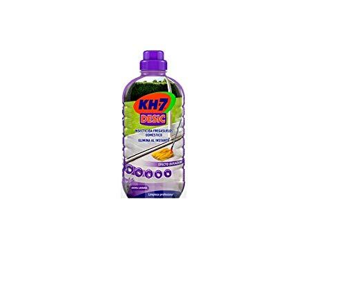 Kh-7 Desic M130022 - Insecticida preventivo de limpieza de pisos, 750 ml