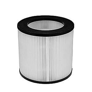 Composizione per aspirapolvere Adatta per Medifyfy Air MA-14 Purificatore d'aria Filtro di sostituzione del filtro HEPA Filtro attivato Filtro a carbone attivato Aspirapolvere Pulizia delle famiglie