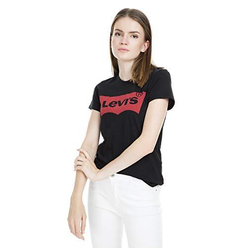 Levi's  ® The W Camiseta Batwing Black