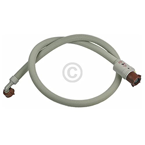 DL-pro Universal 3m Zulaufschlauch Aquastop Schlauch bis 90° C Aquastopschlauch Wasserschlauch Wasserzulaufschlauch gerade/Winkel für...