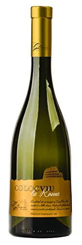 Casa de Vinuri Cotnari   COLOCVIU LA ROMA Tamaioasa Romaneasca - Weißwein trocken aus Rumänien   0.75 L Qualitätswein DOC-CT