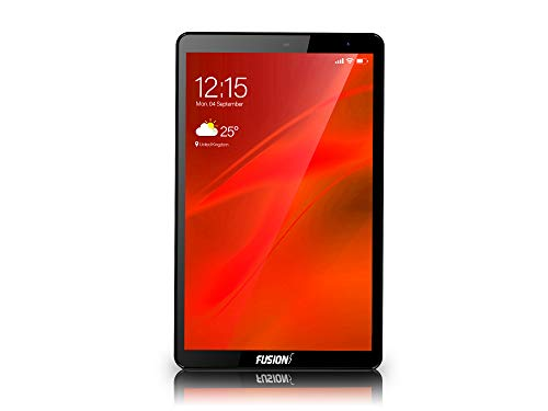 Fusion5 10 inch 104Ev2 PRO Android Tablet PC - (Android 10.0 Q, 3GB RAM, 32GB Storage, Bluetooth 5.0, Dual-Band Wi-Fi, HDMI, HD IPS Screen, GPS, FM, 5MP and 2MP Cameras)
