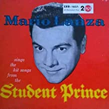 Mario Lanza Sings The Hit Songs From The