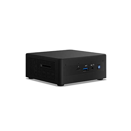 Intel NUC 11 Performance UCFF Negro i7-1165G7