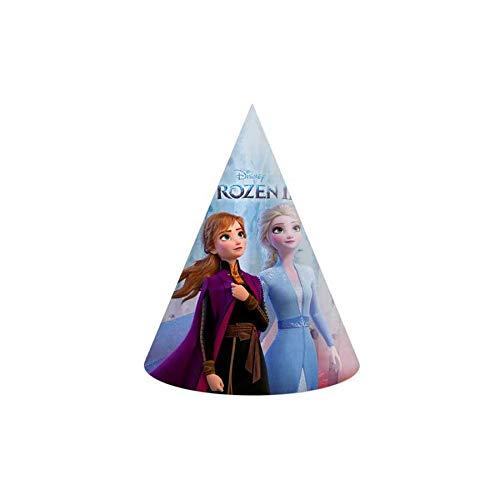Zeus Party Cappellini Carta Frozen II