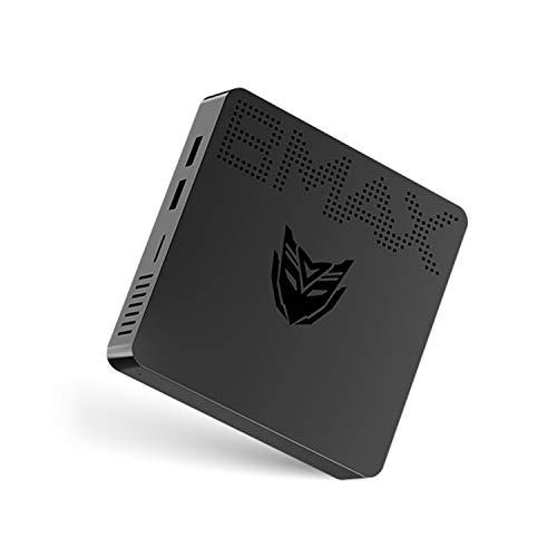 BMAX ミニPC Windows 10 搭載 超軽量 省スペース デスクトップ パソコン/Celeron N3350 /6GBメモリー+64GB ストレージ/ USB3.0 / WIFI/HDMI+VGAI/静音 無線LAN内蔵 小型PC