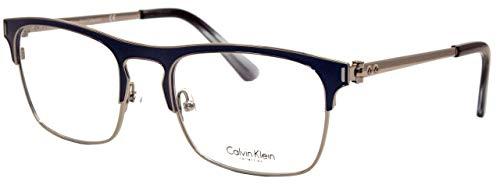 Calvin Klein CK8016 405 -52 -20 -140 Calvin Klein Brillengestelle CK8016 405 -52 -20 -140 Rechteckig Brillengestelle 52, Blau