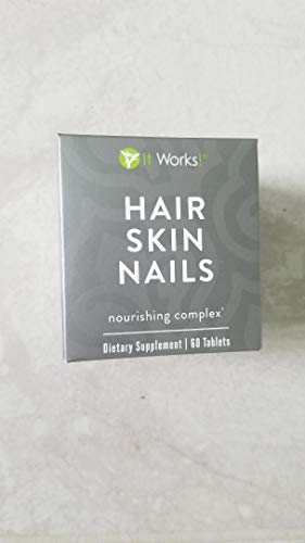 Hair Skin And Nails It Works Review