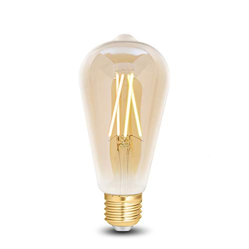 WiZ G2 TW+ Dimming Filament ST64 E27 Amber