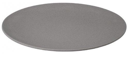 zuperzozial Große Beißplatte Steingrau Nylon/A