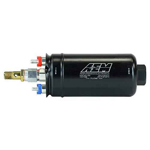 AEM 400LPH Métrique Inline haut débit de la pompe de carburant PN:50-1009