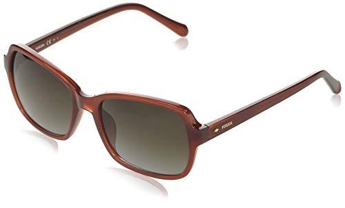 Fossil FOS 3095/S Sunglasses, BRCK Cora, 54 Womens