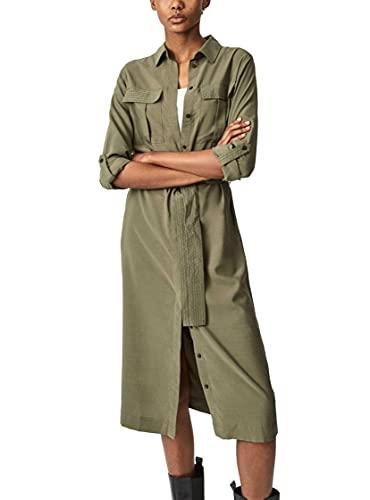 Pepe Jeans Isabella Vestido, 736Range, XL para Mujer