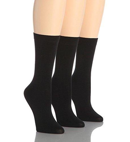 RALPH LAUREN Rl Sport Trouser Sock 3 Pair Pack (7125) (Black)