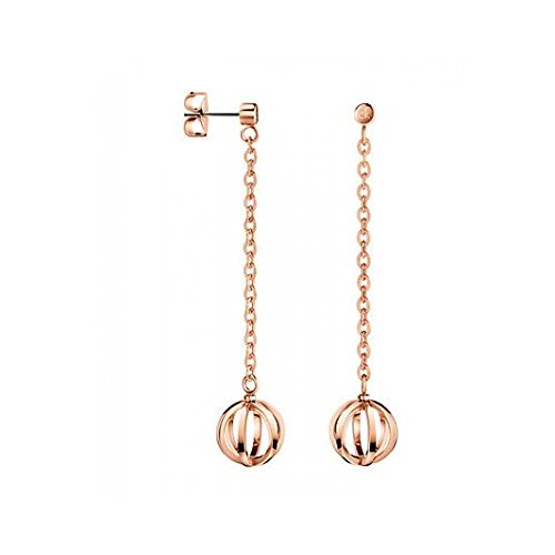 Calvin Klein KJ4XPE100100 Hangende oorbellen voor dames, roestvrij staal