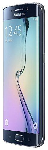 Samsung Galaxy S6 Edge Smartphone (5.1 Zoll Touch-Display, 32 GB Speicher, Android 5.0) Schwarz - [EU-Version + DE Stecker]