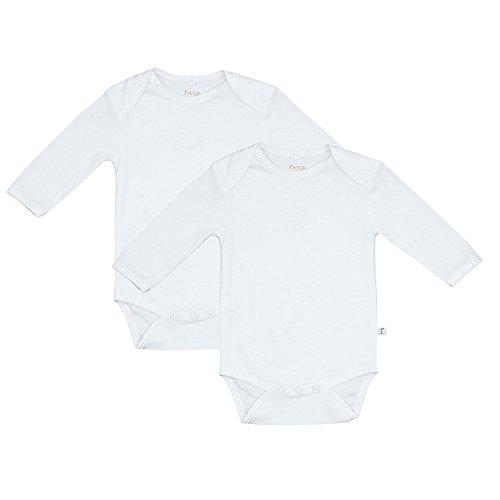 Feetje - Body - Manches Longues - Bébé (garçon) 0 à 24 Mois - Blanc - 68