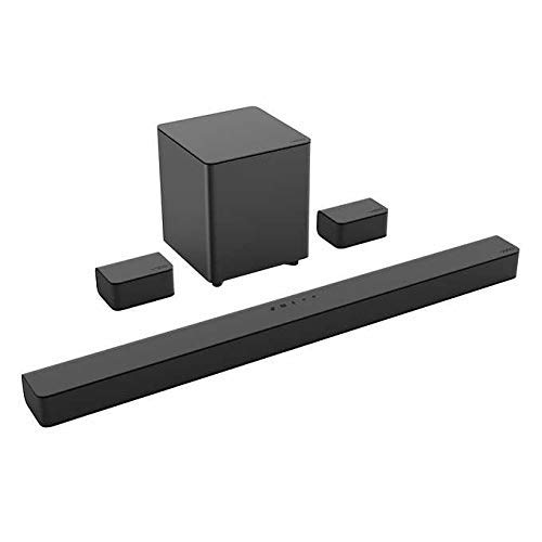 Vizio V51-H6 36' 5.1 Channel Home Theater Soundbar System (Renewed)