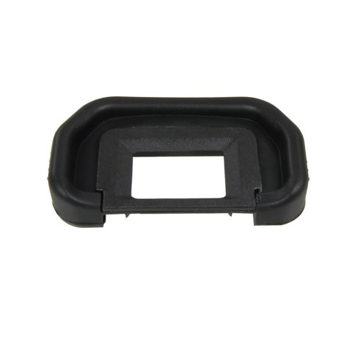 Foto&Tech 1PC Replacement Canon Eyecup EB Rubber Eye Cup Compatible with CANON EOS 6D Mark II,10D,10S,20D,30D,40D,50D,D30,D60,5D,ELAN II,ELAN IIE,Rebel 2000,G,G II,K2,TI,X,XS,Digital Rebel 700,750,850