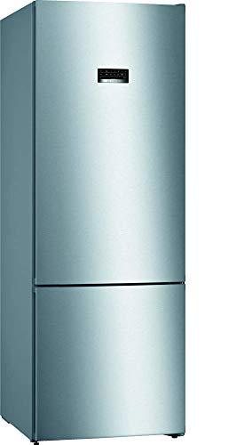 Bosch 559 L 2 Star Inverter Frost Free Double Door Refrigerator (Series 4 KGN56XI40I, Inox-easyclean, Bottom Freezer)