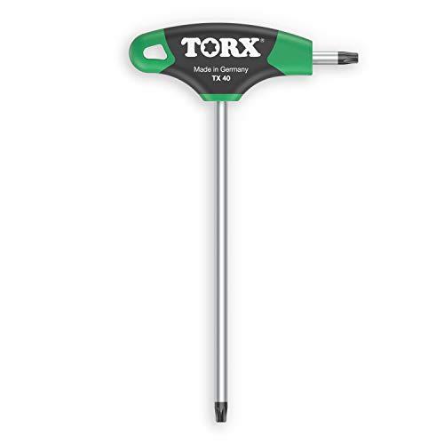 TORX® 70556 T-Griff Schraubendreher mit Duplex Grip, TX40 | Das Original